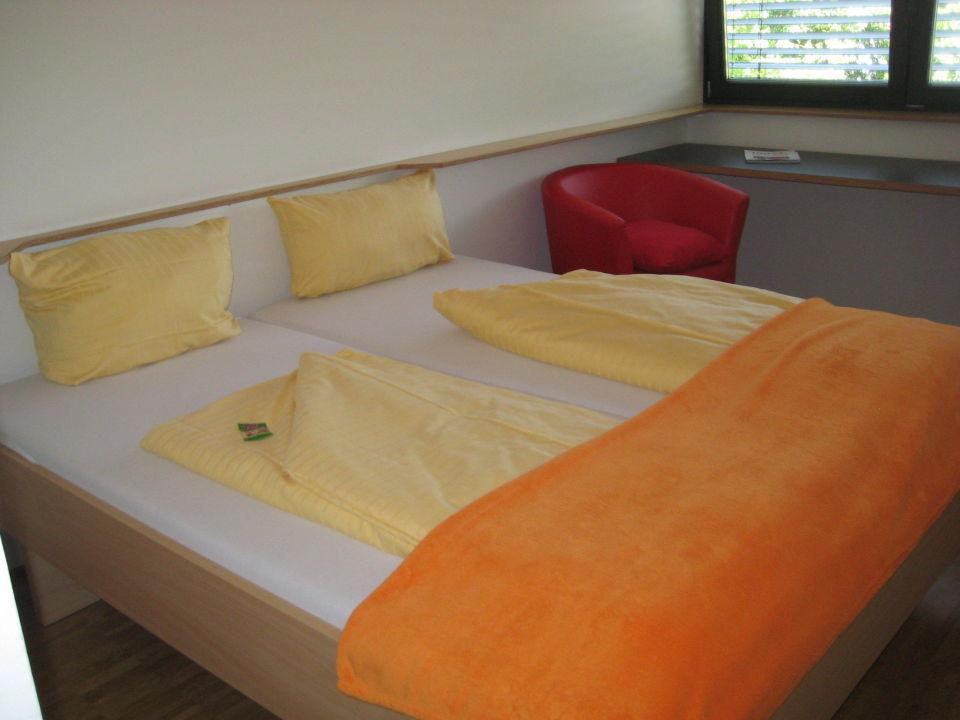 """""""Doppelbett"""" Bed & Breakfast Rotes Haus Überlingen"""