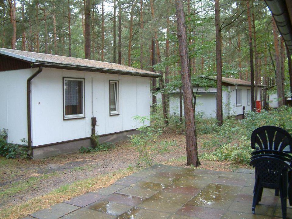 umgebung des bungalows familienpark senftenberger see. Black Bedroom Furniture Sets. Home Design Ideas
