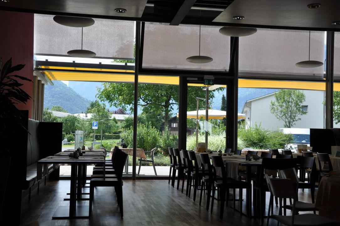 Speisesaal Hotel Artos