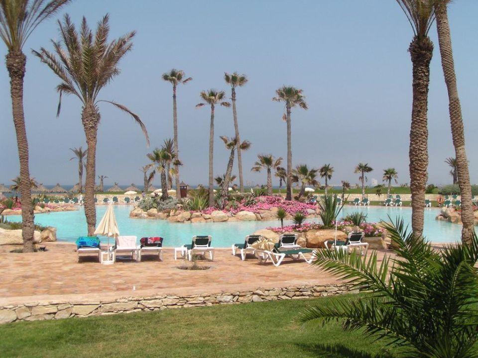 Hotel Tikida Dunas-Pool Hotel Riu Tikida Dunas
