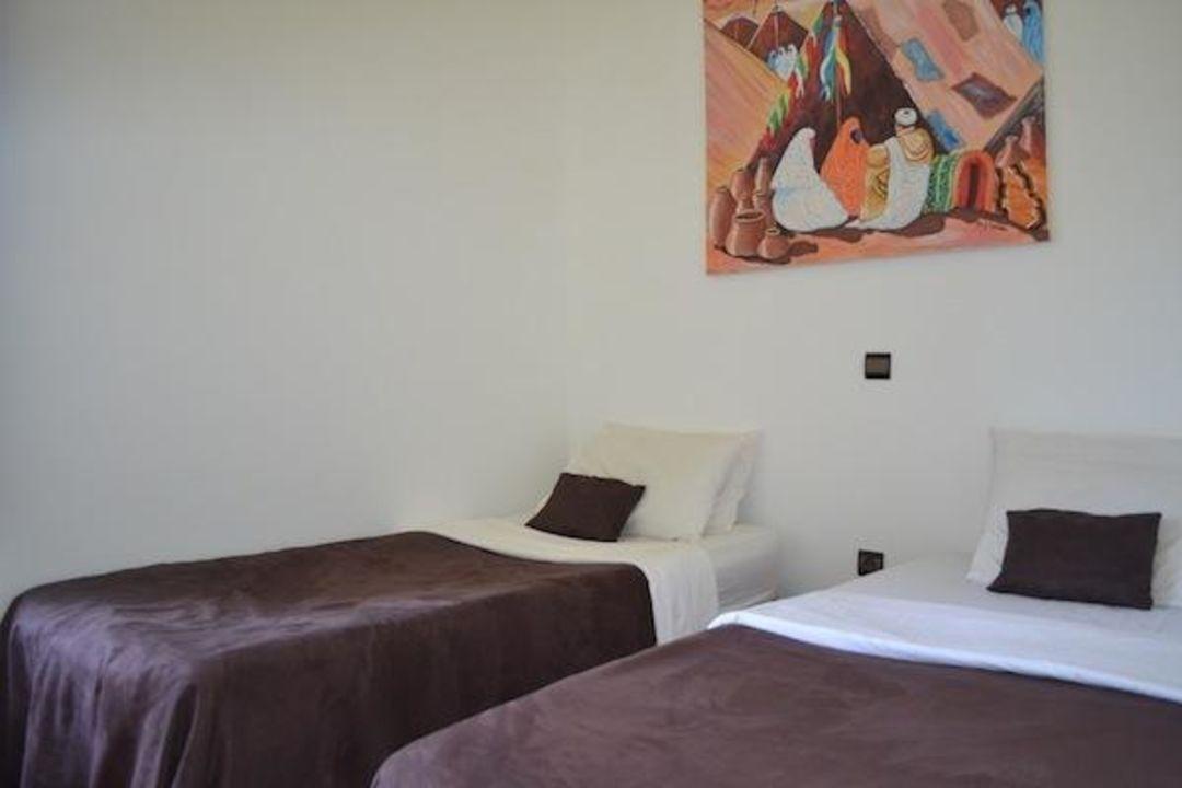 Family Bedroom Acacia Villa Marrakech