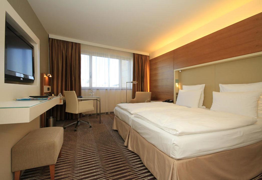 Zimmer Nr. 740 Hotel Pullman Berlin Schweizerhof