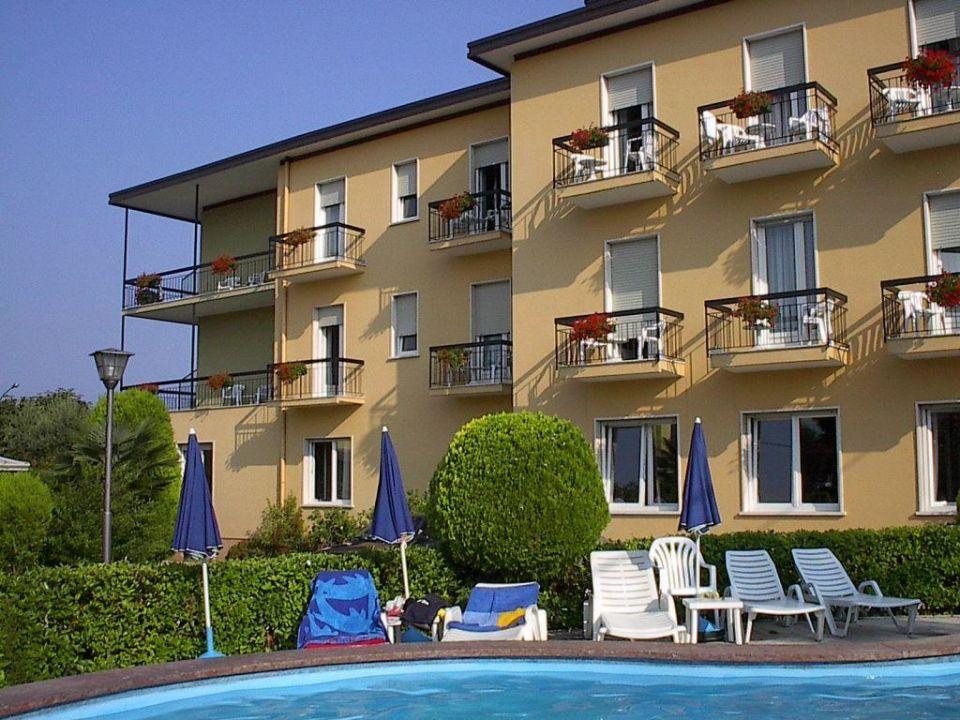 Hotel Paradiso mit Pool Hotel Paradiso