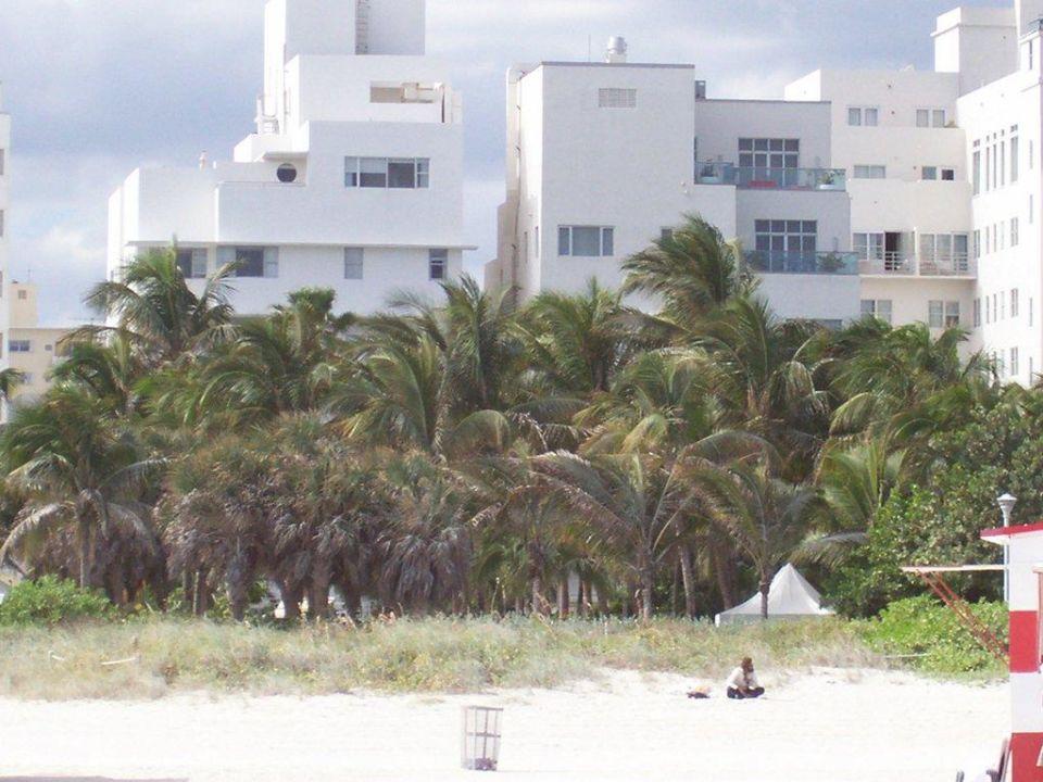 Hotel vom Strand aus Richmond Hotel