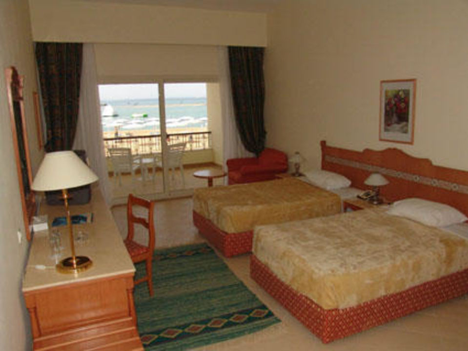 Doppelzimmer in Dana Dana Beach Resort