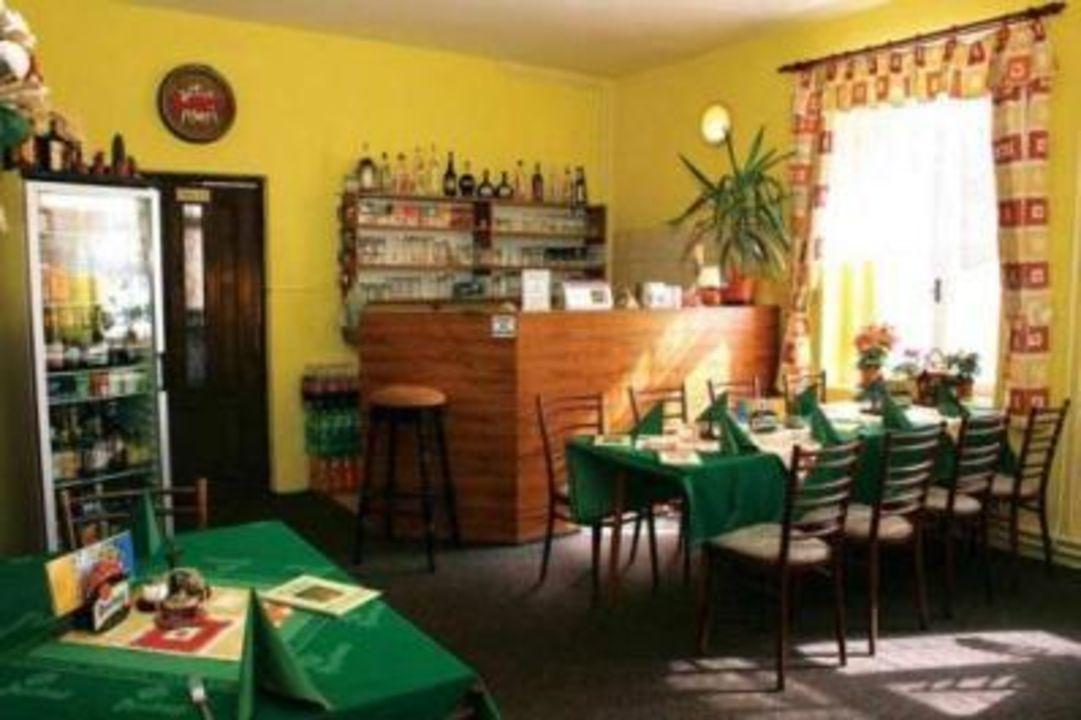 Restaurace Pension Villa Rosse