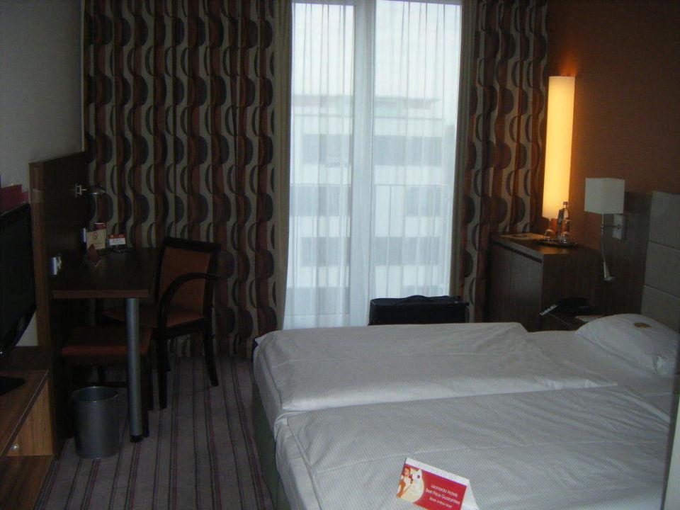 Doppelzimmer Leonardo Hotel Dresden Altstadt