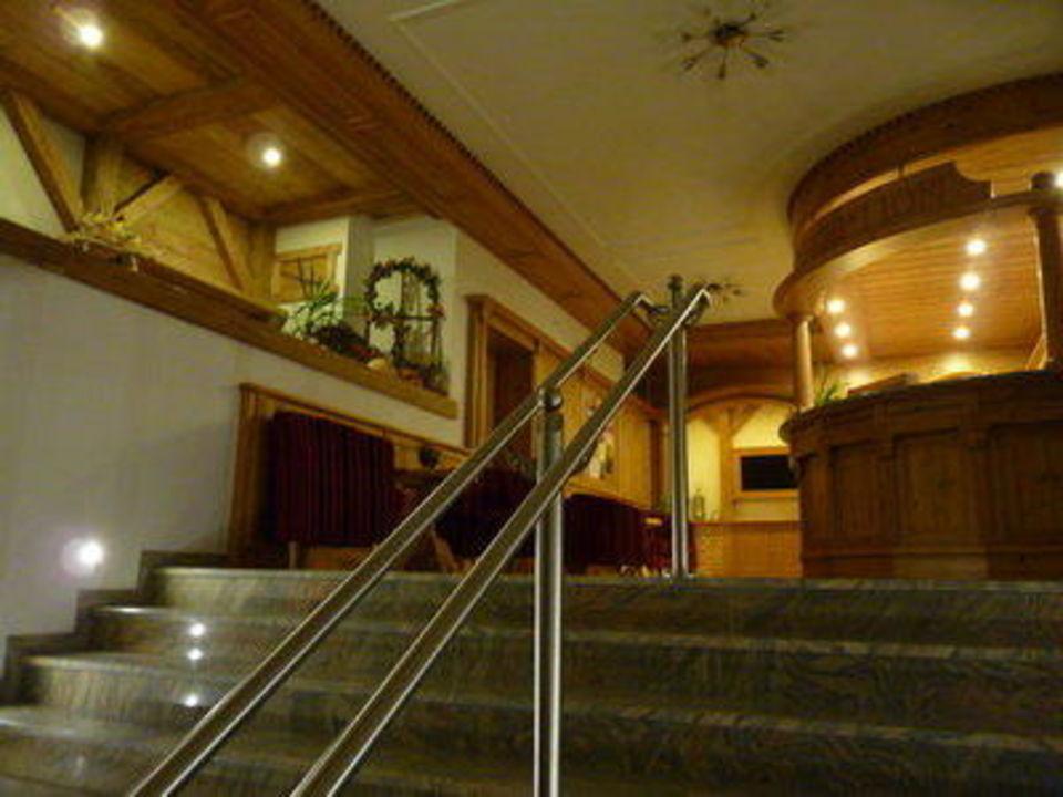 Eingang Hotel Wender