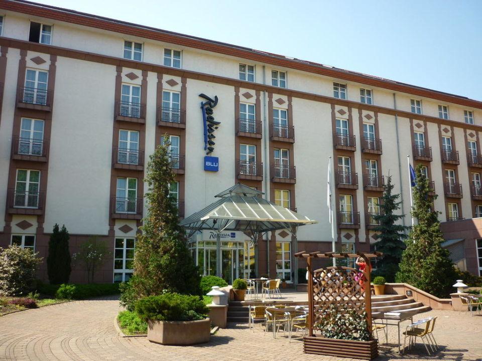 Hotelansicht Radisson Blu Hotel Merseburg