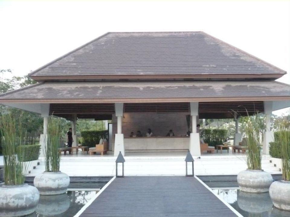 Rezeption Hotel AKA Resort Hua Hin