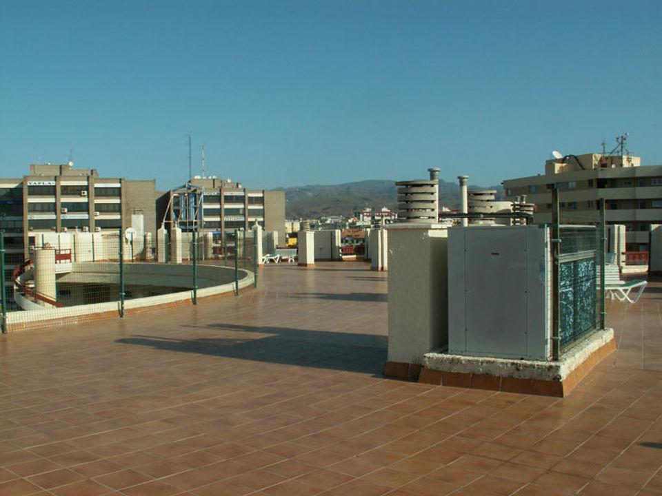 Dachterrasse HL Rondo Hotel