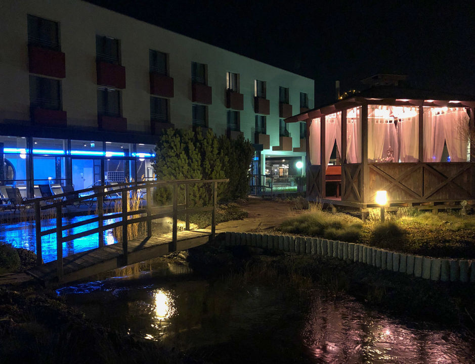 Gartenanlage Linsberg Asia Hotel & Spa