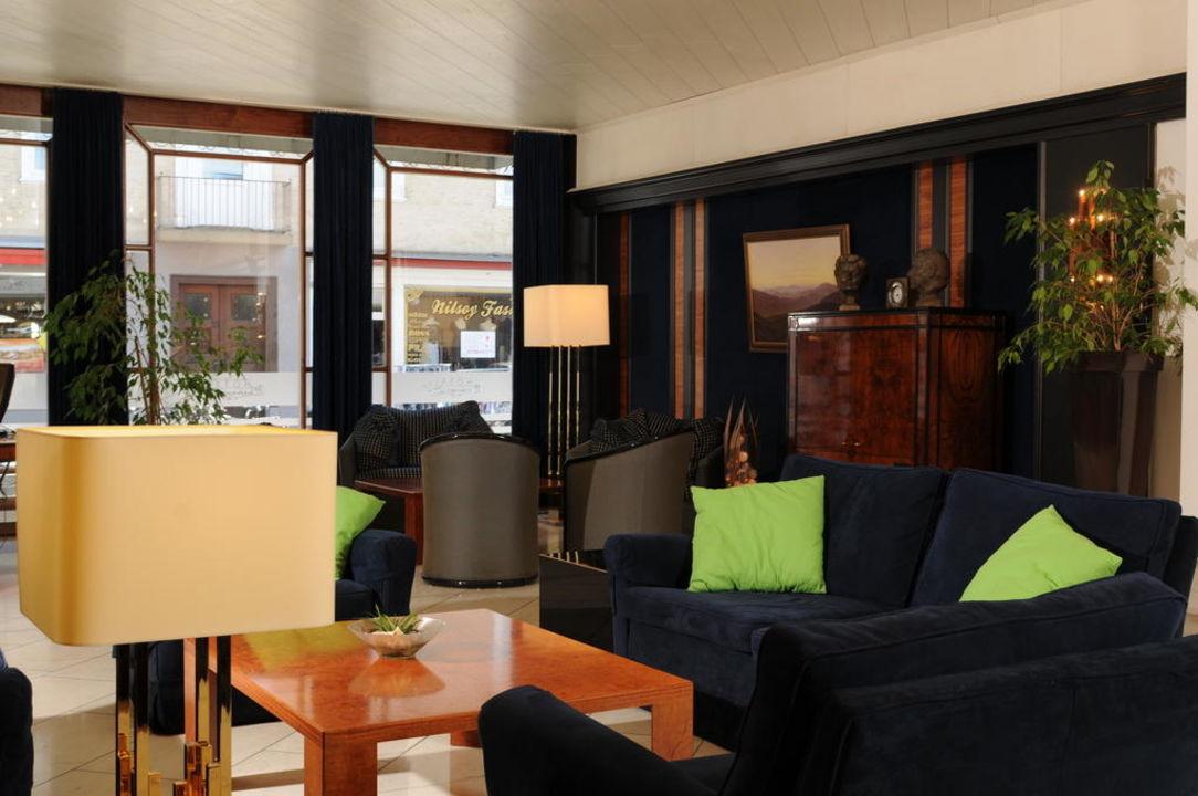 Lobby Hotel Marburger Hof