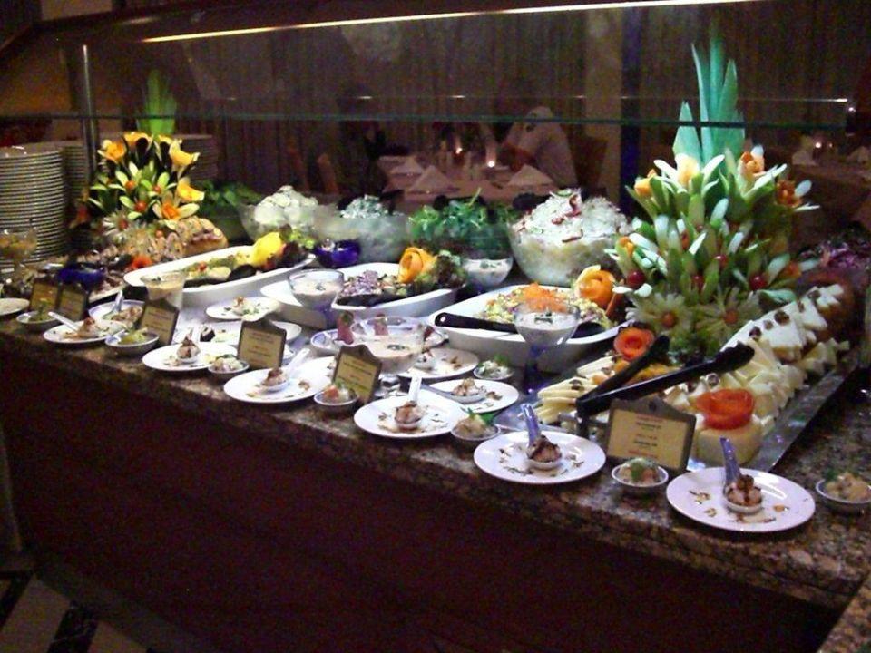 Vorspeisenbuffet Hotel Side Star Elegance