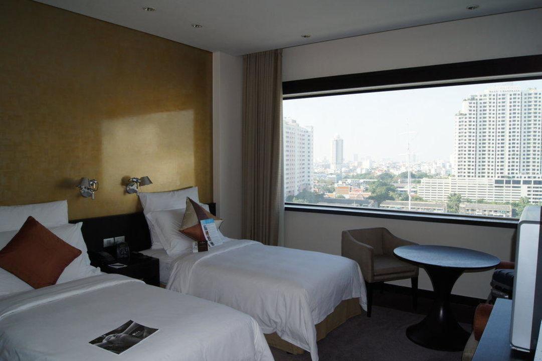 Zimmer Hilton Millennium Hilton Bangkok