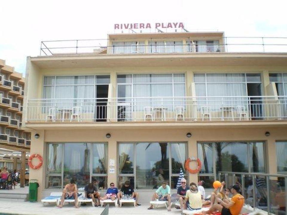 Hotel Riviera Hotel Riviera Playa Vorganger Hotel Existiert