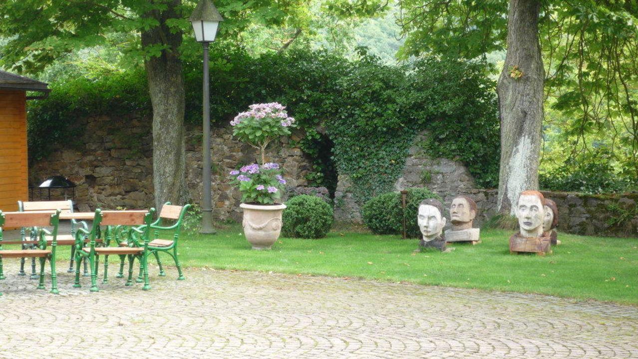 Johann Lafers Garten\