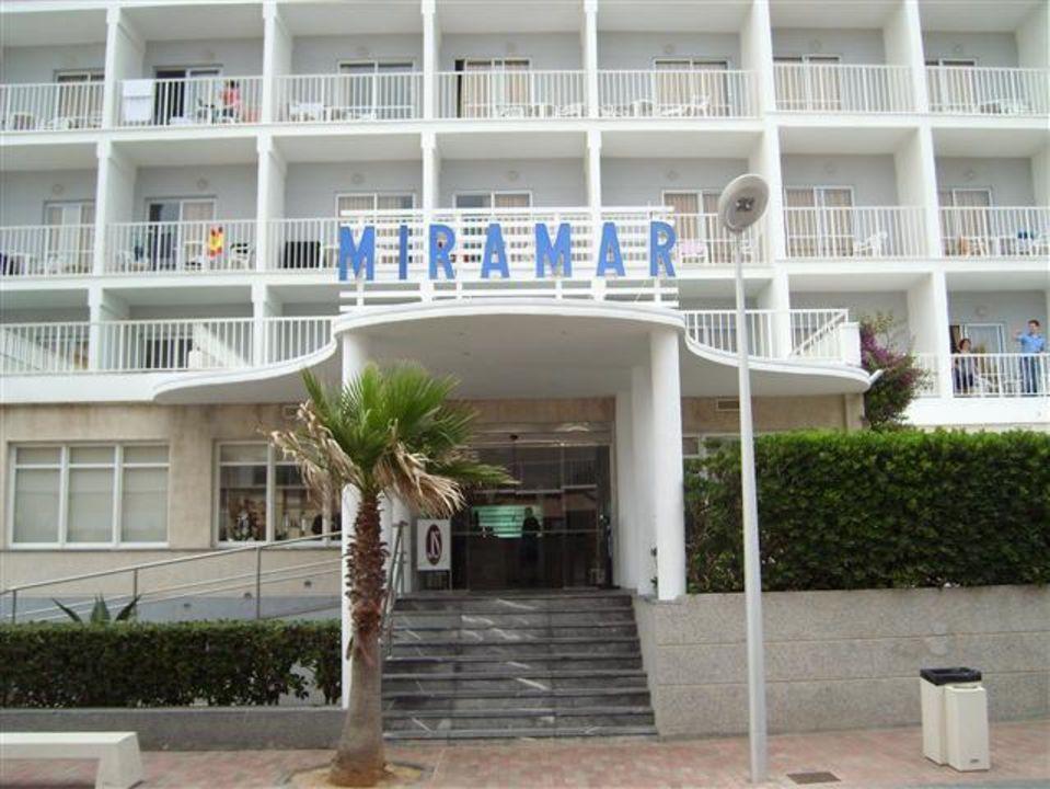 Eingangsbereich Js Hotel Miramar Can Picafort Holidaycheck