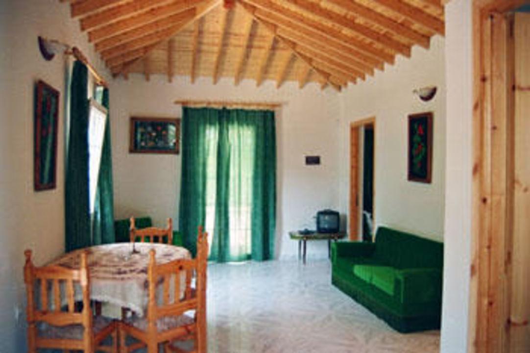 3 room apartments living room Eleutheria Apartment