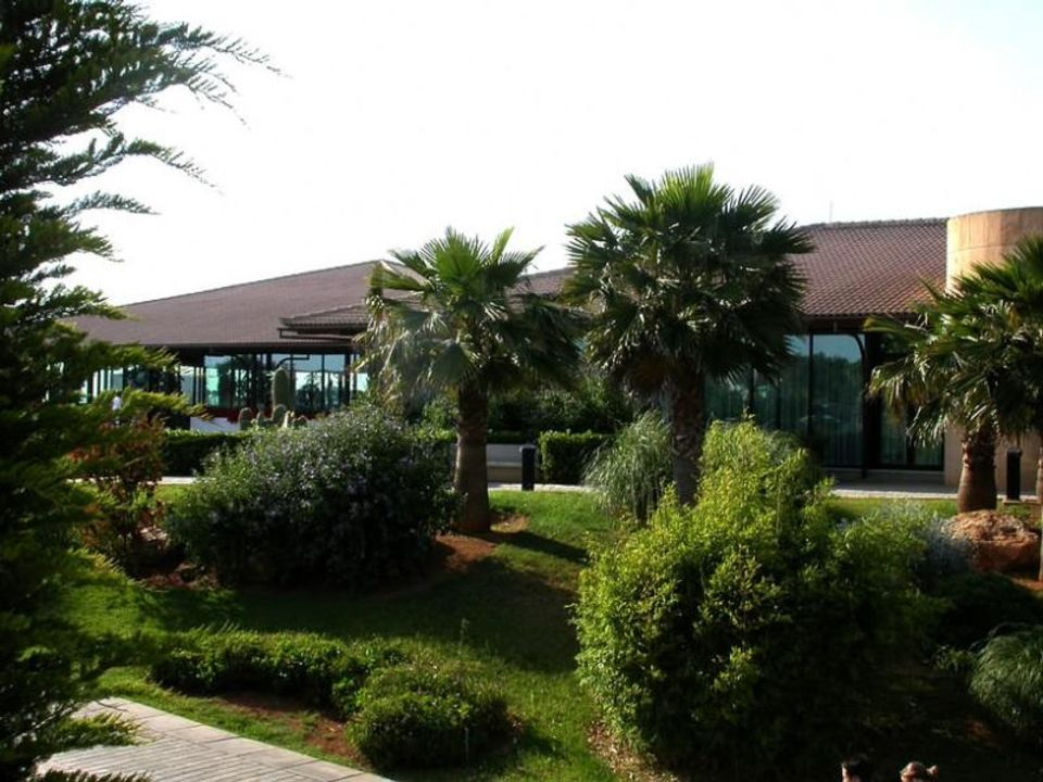 Club Colonia Sant Jordi, Veranstaltungsgebäude Blau Colonia Sant Jordi Resort & Spa