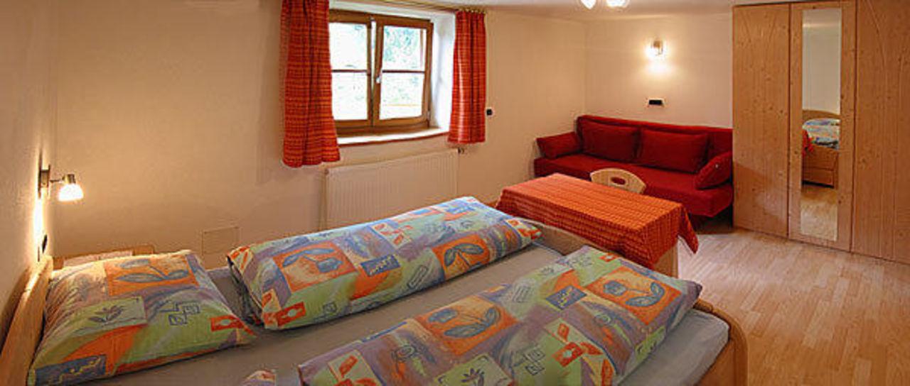 Bergkristall 1 - Zimmer Unterlacherhof - Urlaub auf dem Bauernhof