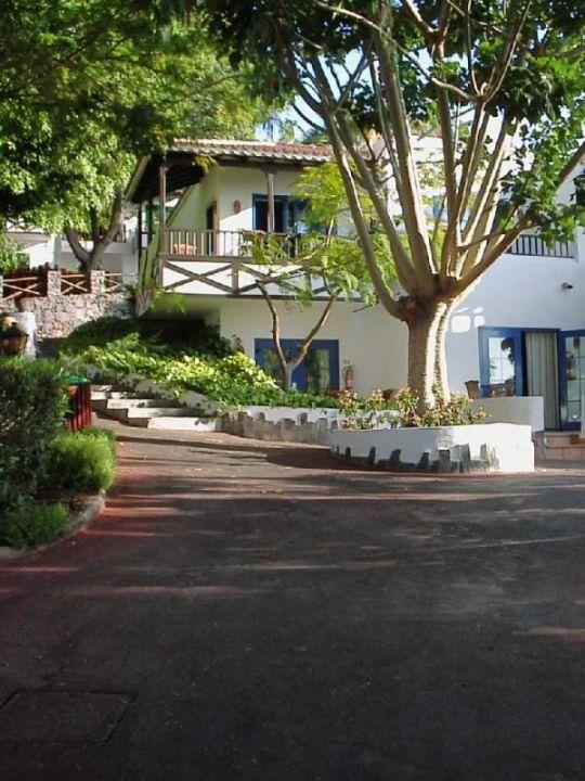 Appartements Hotel Jardin Tecina