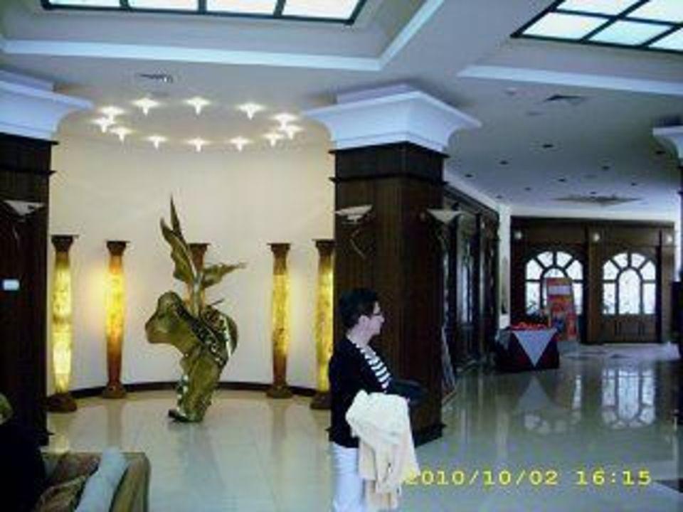 Der Lobbybereich Hotel Grifid Bolero