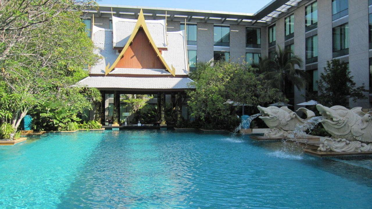 Kühles Wasser - Pool Hotel Novotel Suvarnabhumi Airport