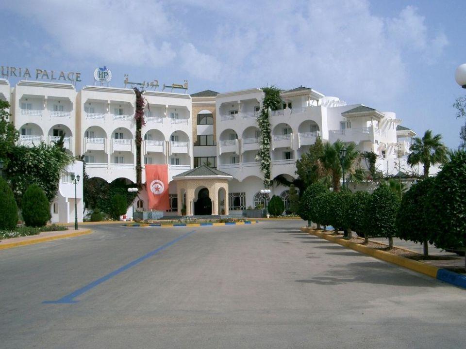 Aussenansicht Hotel Houria Palace
