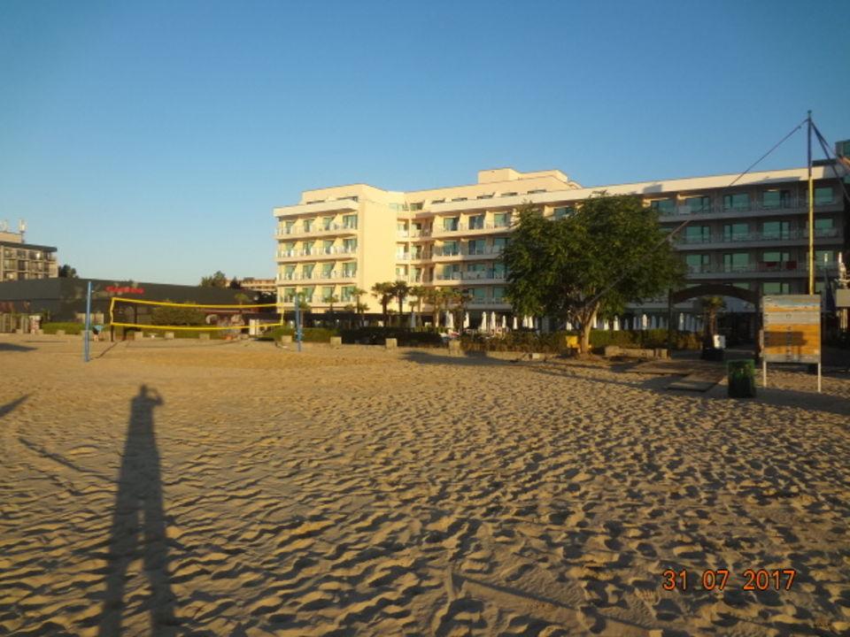 Holidaycheck Bulgarien Sonnenstrand Hotel Evrika Beach