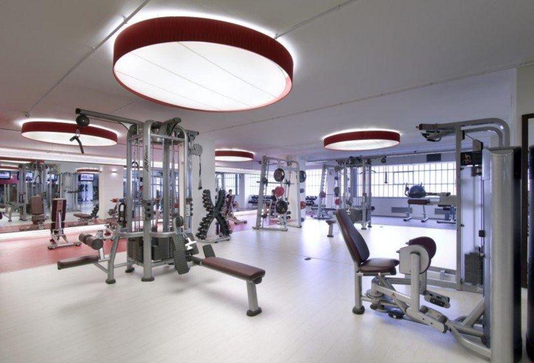 Spa - Gym Castro Exclusive Residences Sagrada Familia