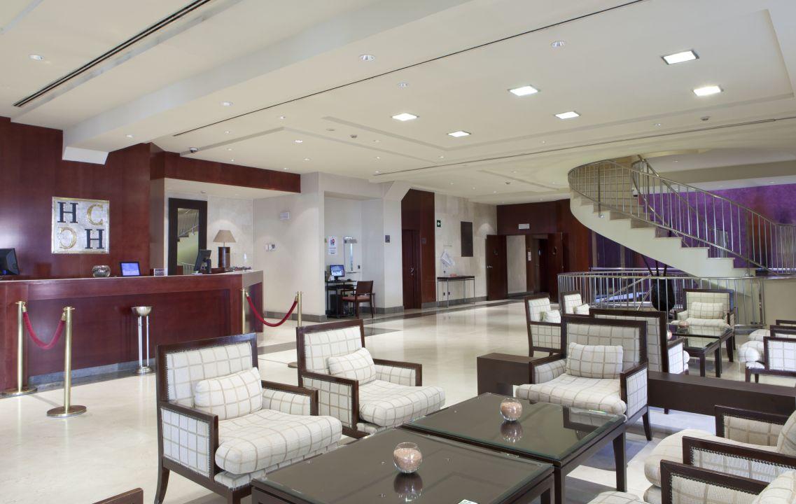 Lobby Hotel Badajoz Center