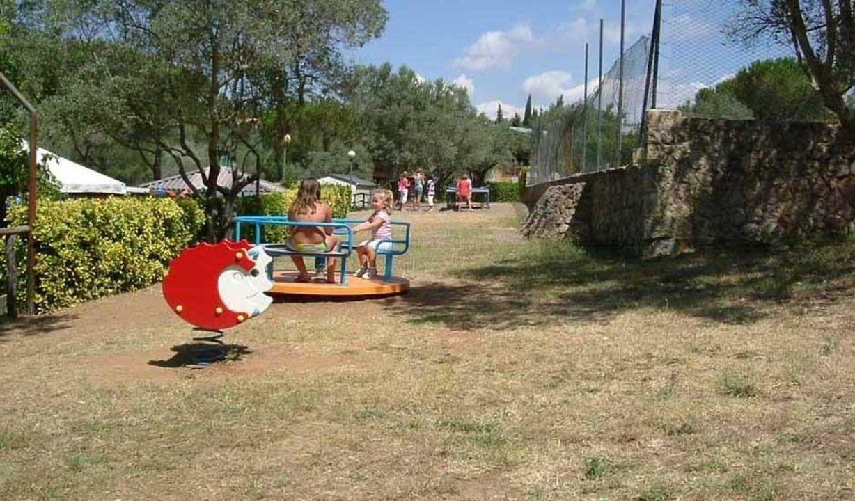 Parco per bambini Hotel La Casetta