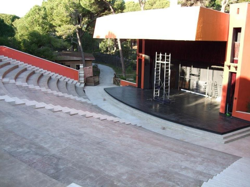 Amphitheater Voyage Belek Golf & Spa