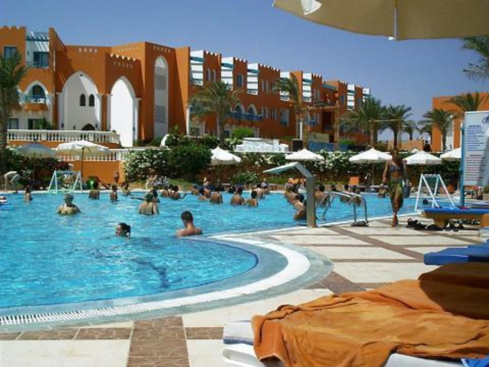 Grand Azure Resort - Sharm el Sheik - Ägypten Tropicana Grand Azure Resort  (geschlossen)