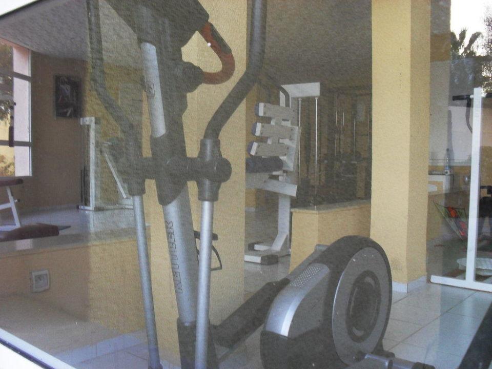 Fitness Hotel Houda Golf & Beach Club