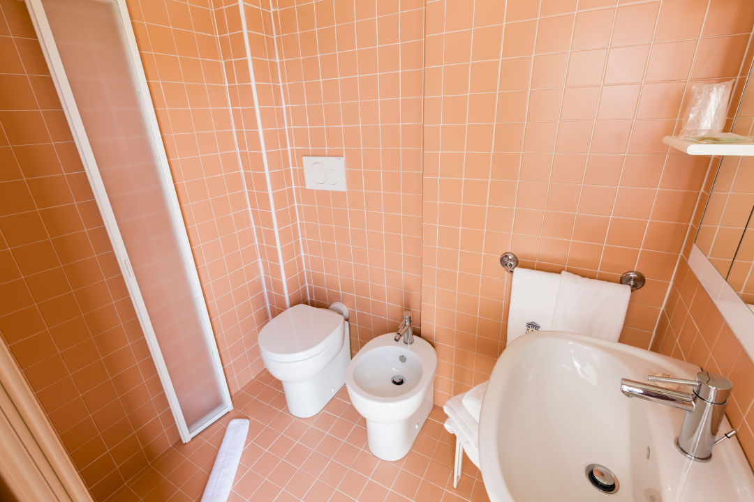 Zimmer Hotel Cavallino Bianco