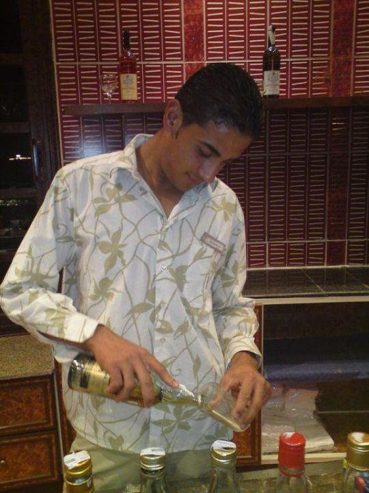 Service - barkeeper Aqua Vista