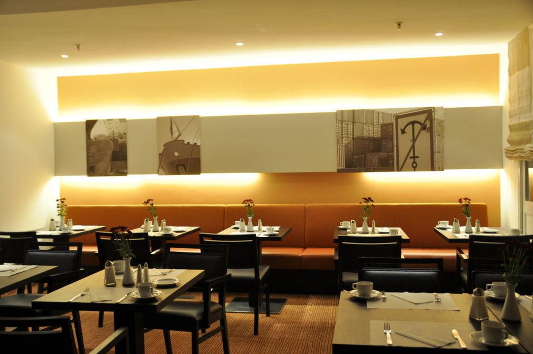 Restaurant Stör Hotel Holiday Inn Hamburg