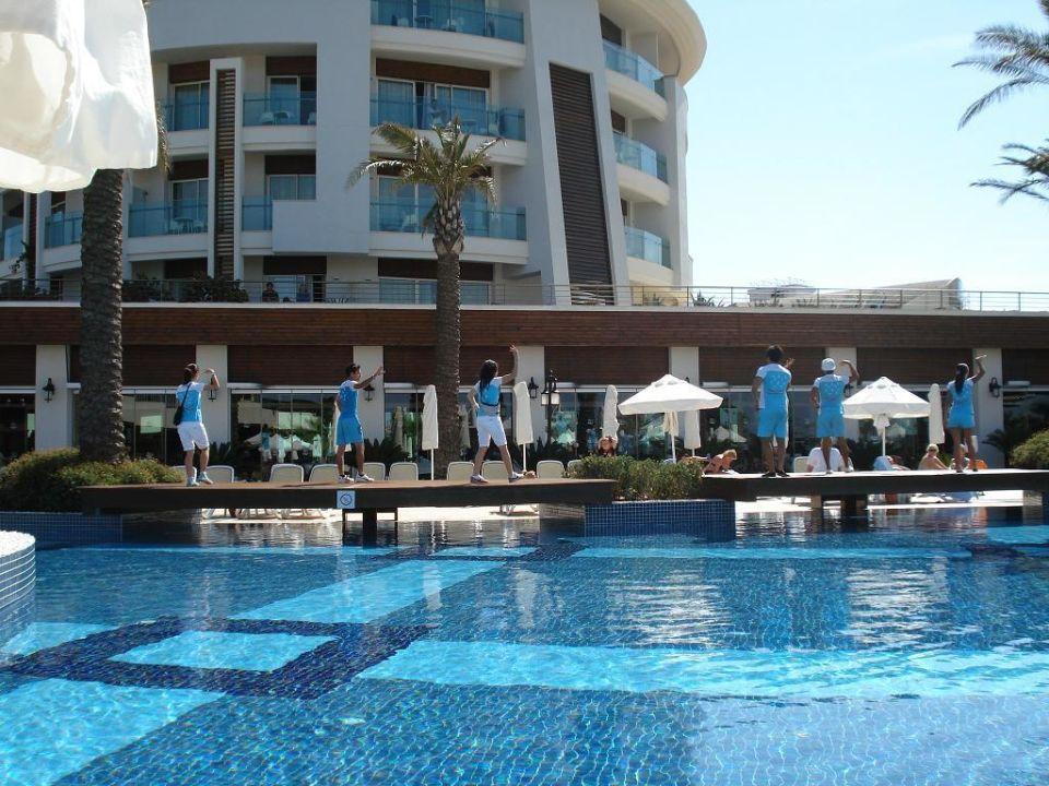 Animationsteam Sunis Evren Beach Resort Hotel & Spa
