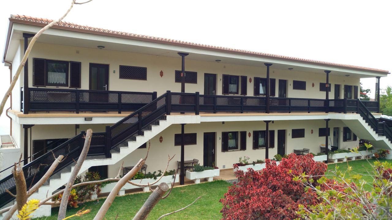 Außenansicht Apartamentos Miranda