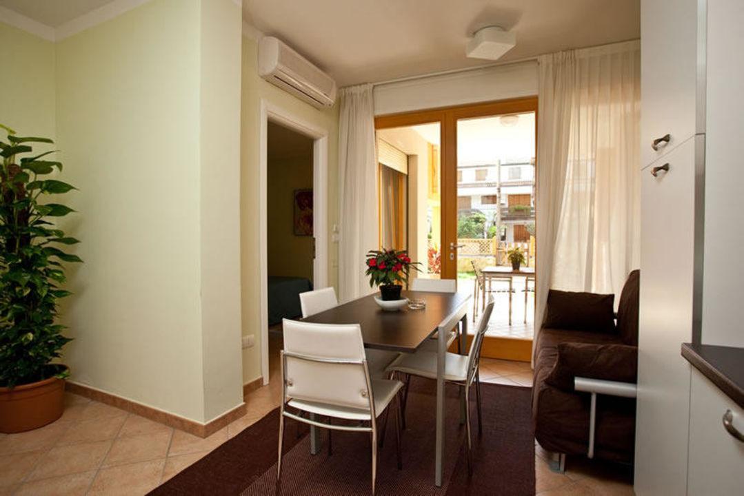 Soggiorno Hotel Residence Poggio Dei Pini