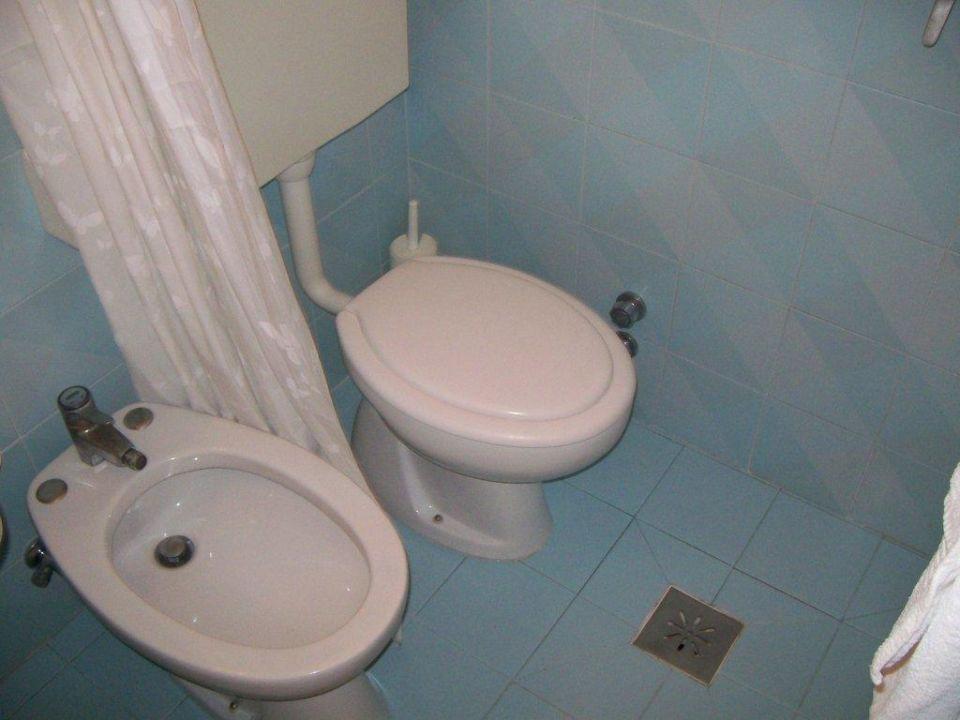 Das Badezimmer Hotel Canarie