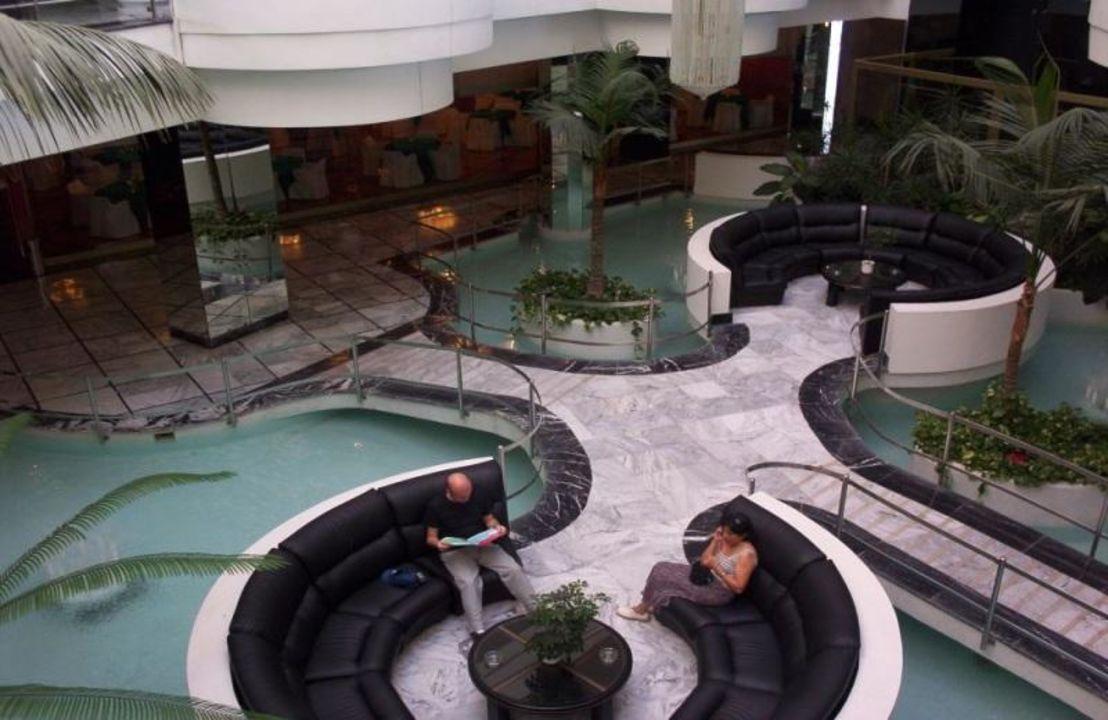 Hotel Mediteranean Palace/Halle1 Mediterranean Palace Hotel