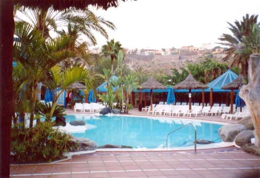 IFA BEACH HOTEL Poolansicht Corallium Beach by Lopesan Hotels - Adults only
