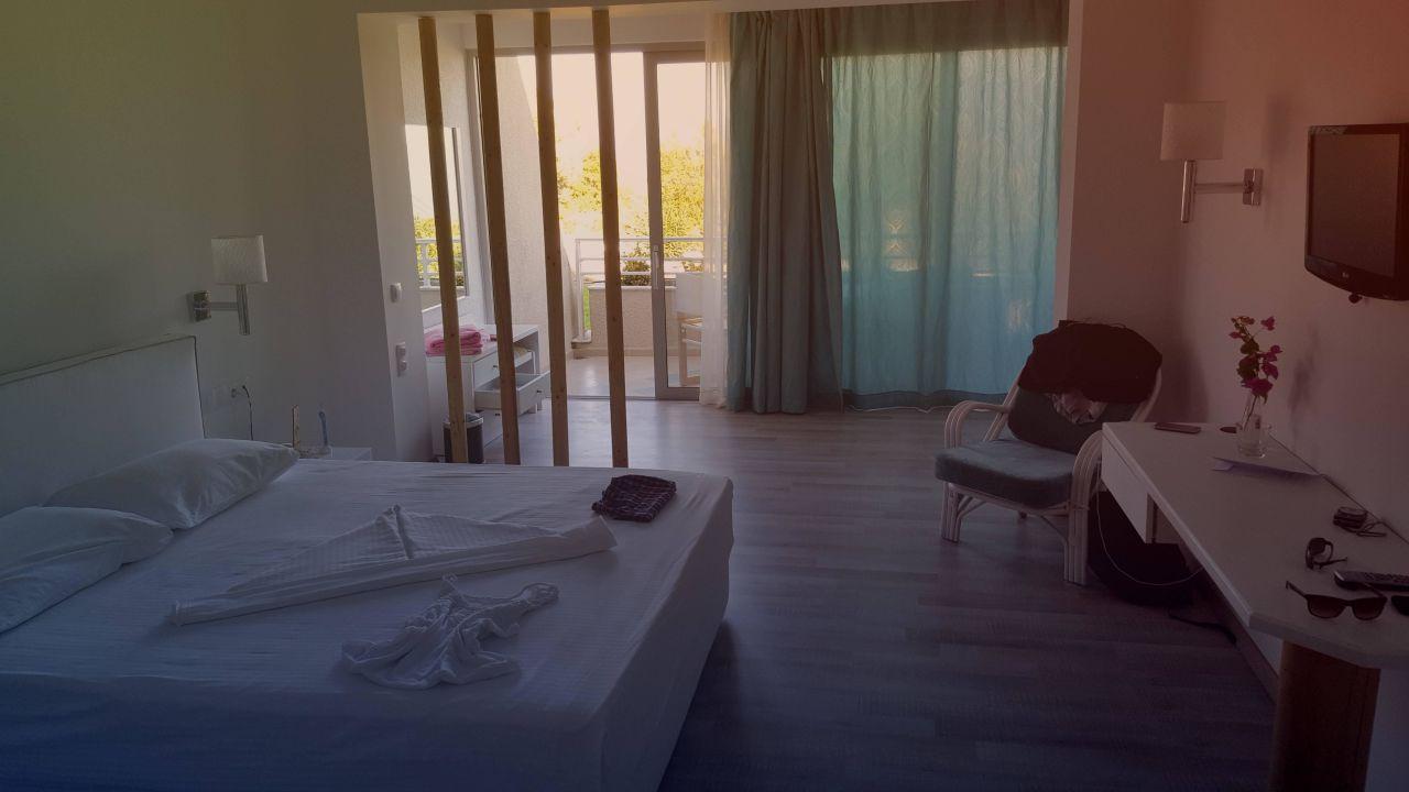 Sicht vom Eingang Proteas Blu Resort