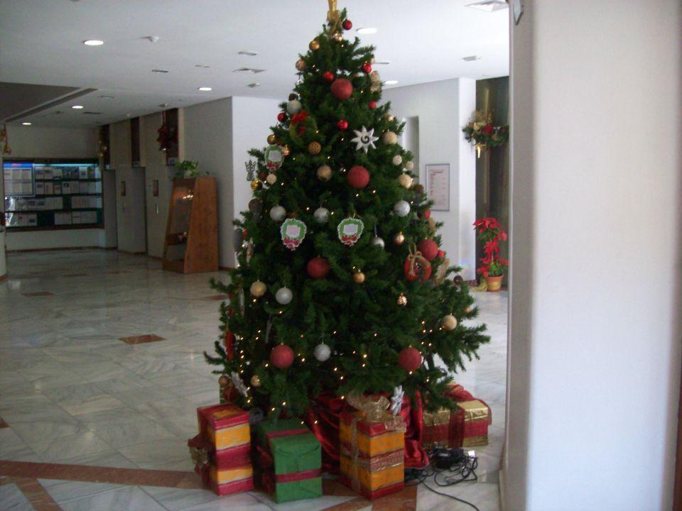 weihnachten im hotel hotel puerto de la cruz puerto de. Black Bedroom Furniture Sets. Home Design Ideas