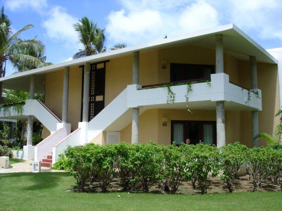 Ausblick von unserer Terrasse  Bavaro Princess All Suites Resort, Spa & Casino