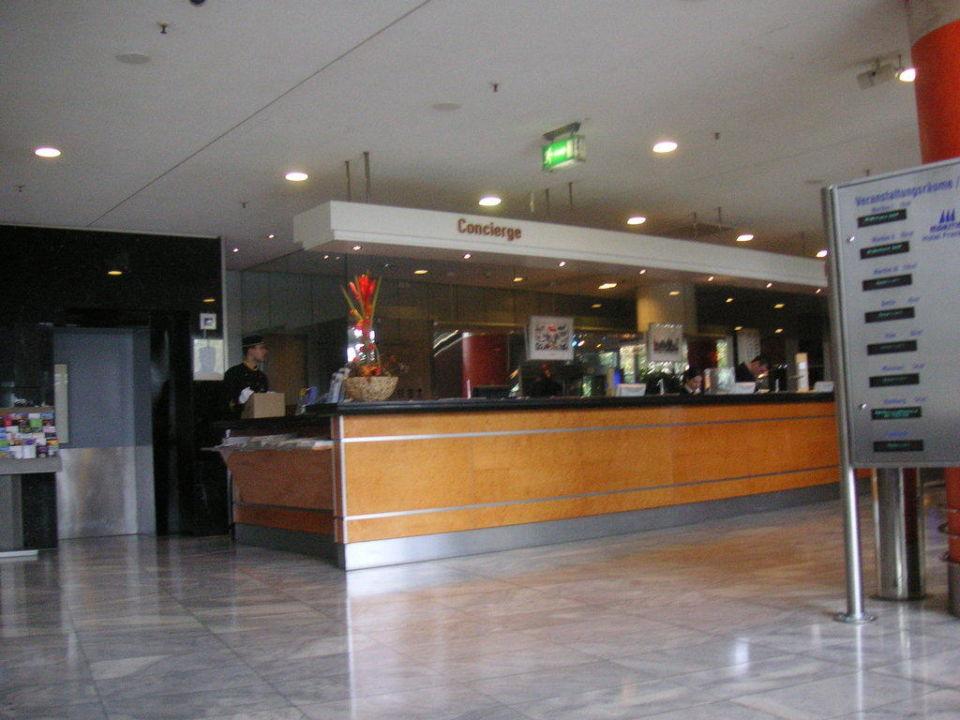 Hotel Maritim Frankfurt Am Main