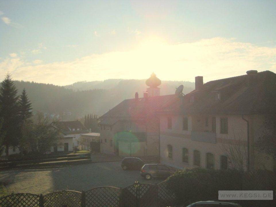 Ausblick Hotel Eibl-Brunner